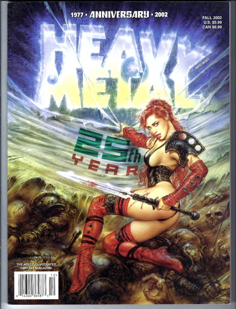 Heavy Metal Fall 2002