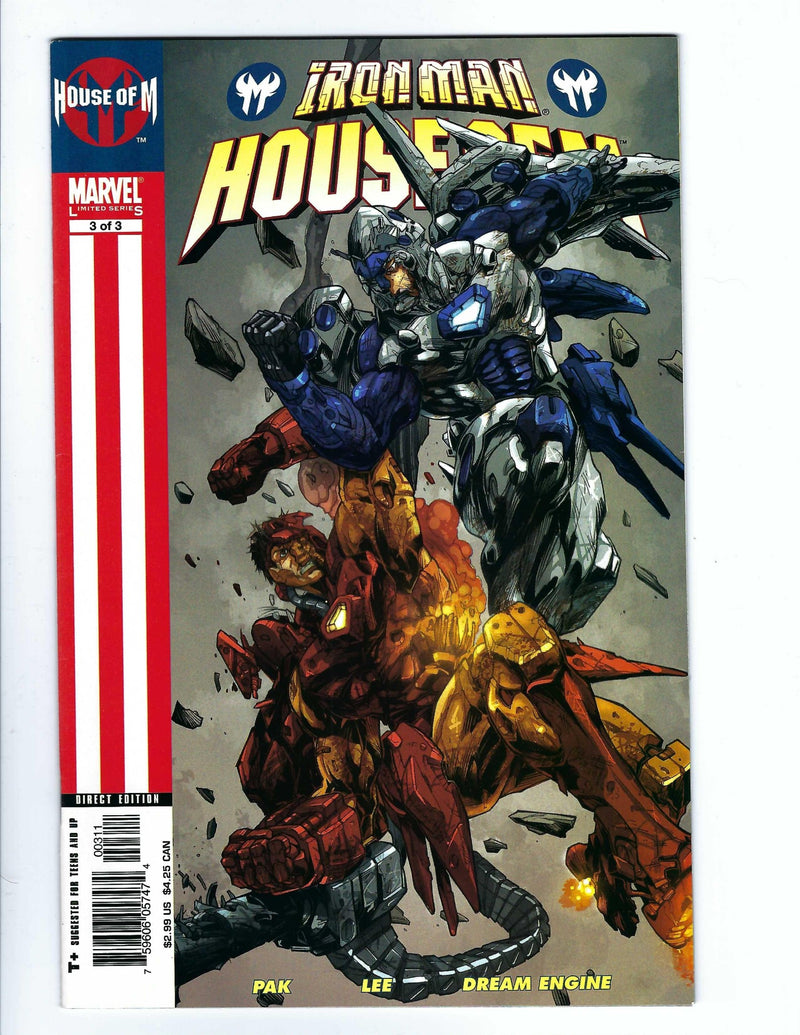 Iron Man House of M 3
