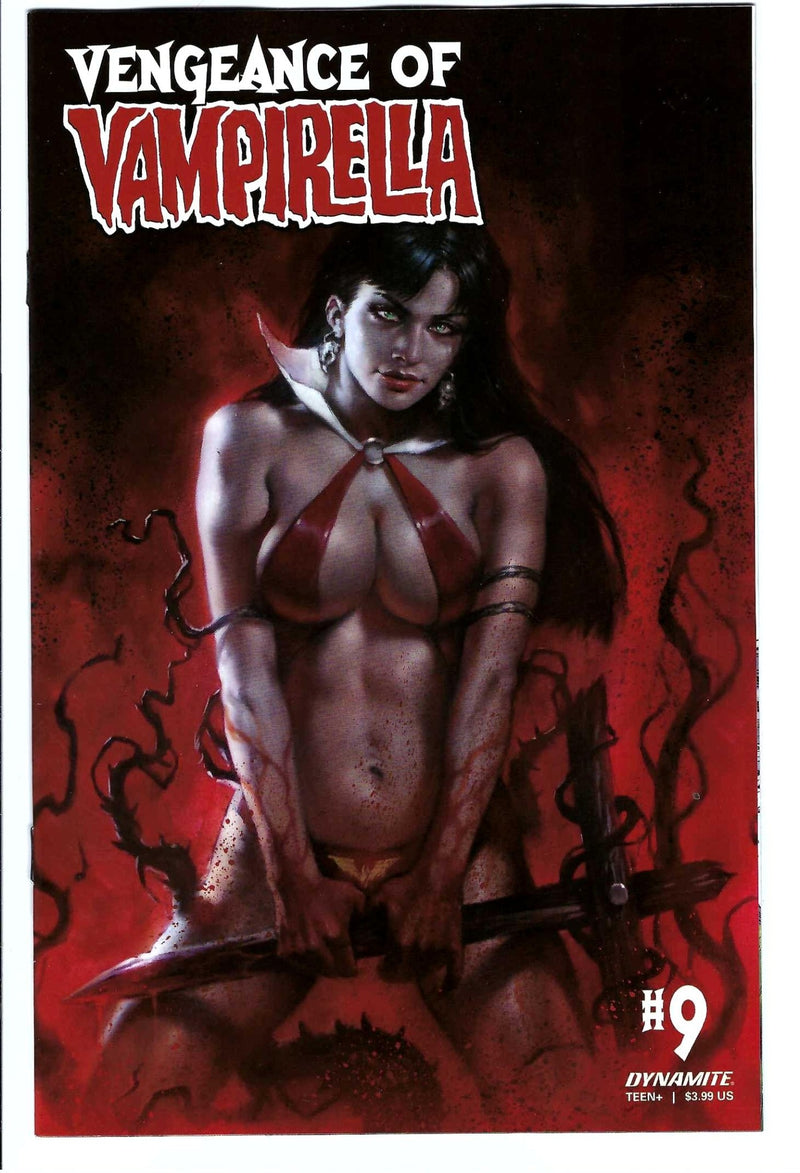 Vengeance of Vampirella Vol 2 9