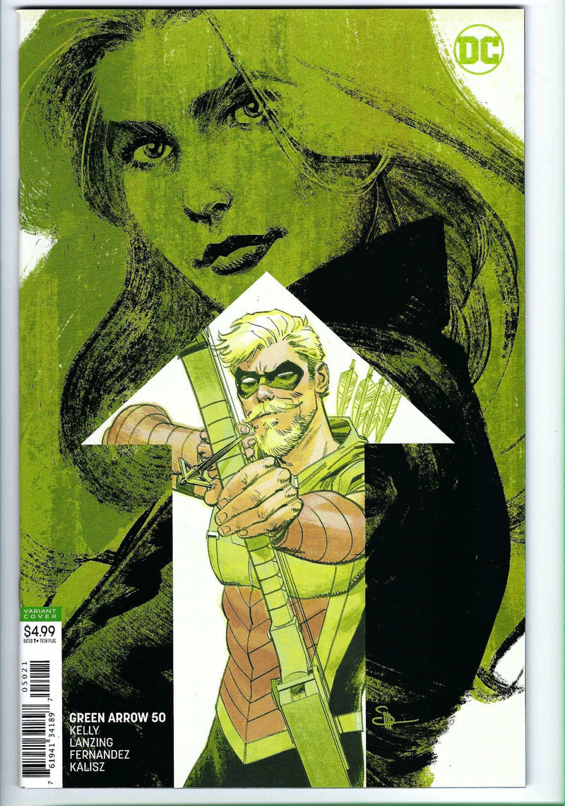 Green Arrow Vol 6 50 Variant