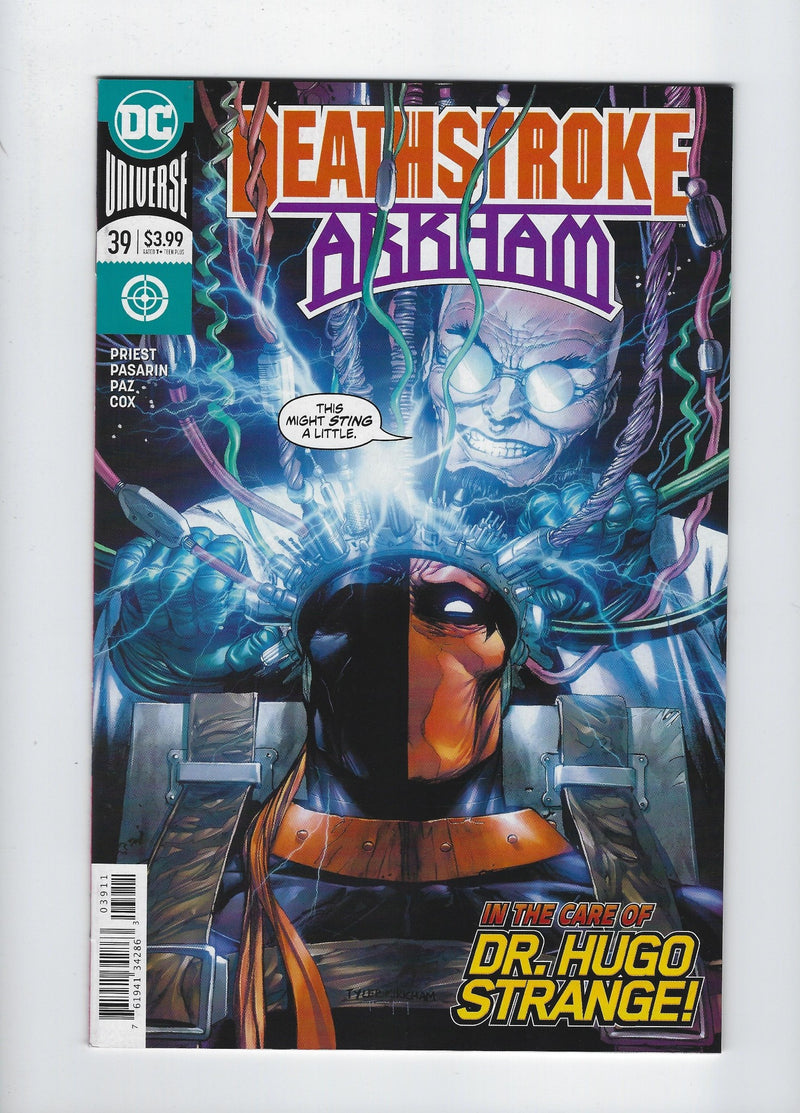 Deathstroke Vol 4 39