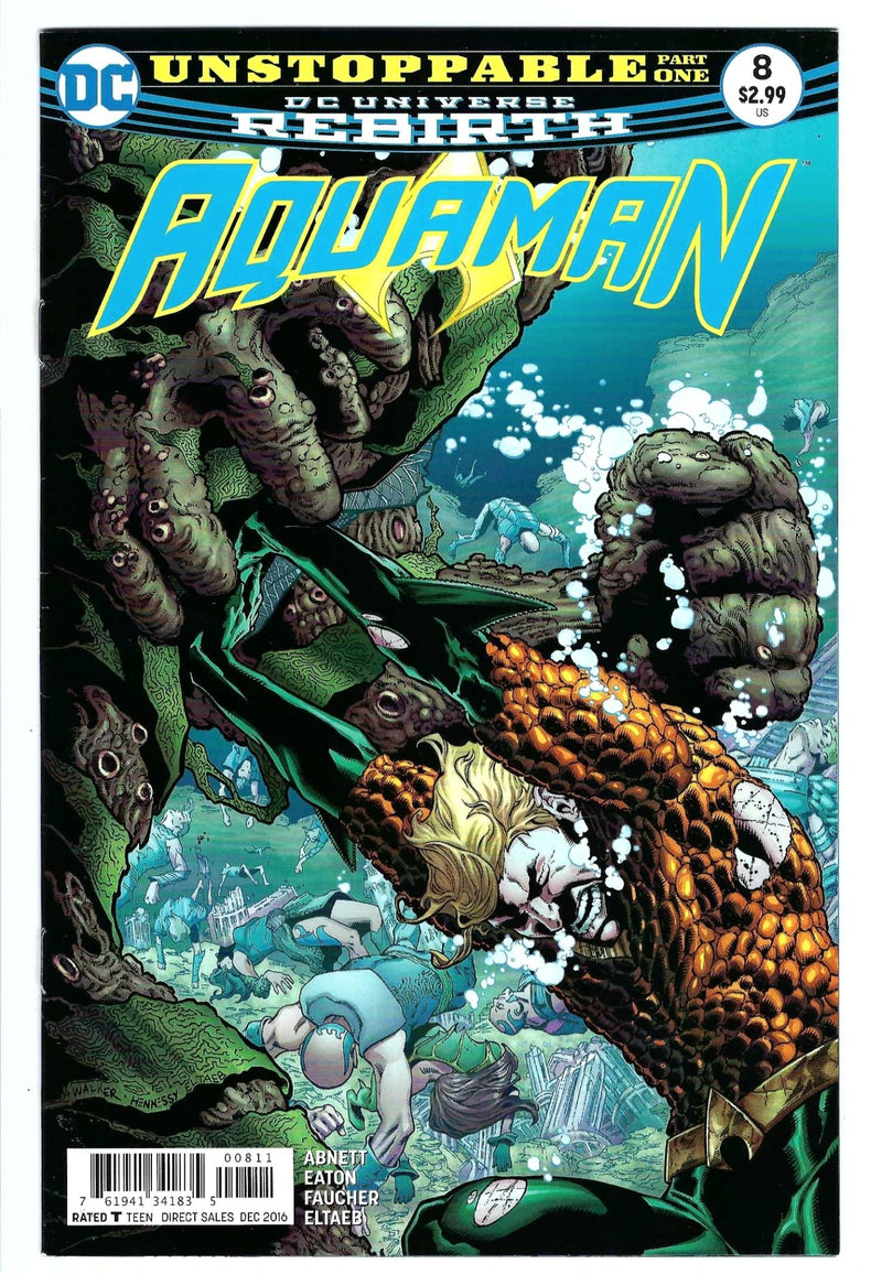 Aquaman Vol 9 8