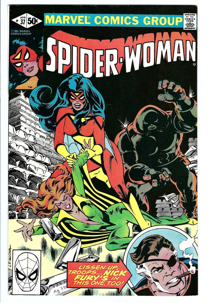 Spider-Woman Vol 1 37 NM