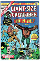 Giant Size Creatures 1 F-
