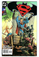 Batman / Superman 16 Signed