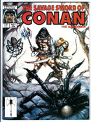Savage Sword of Conan Vol 1 161
