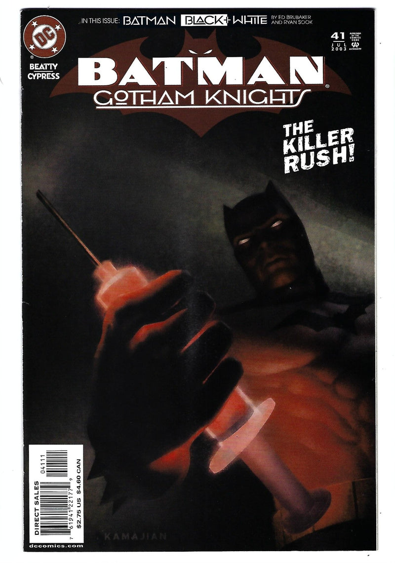 Batman Gotham Knights 41
