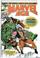 Marvel Age 65-Marvel-CaptCan Comics Inc