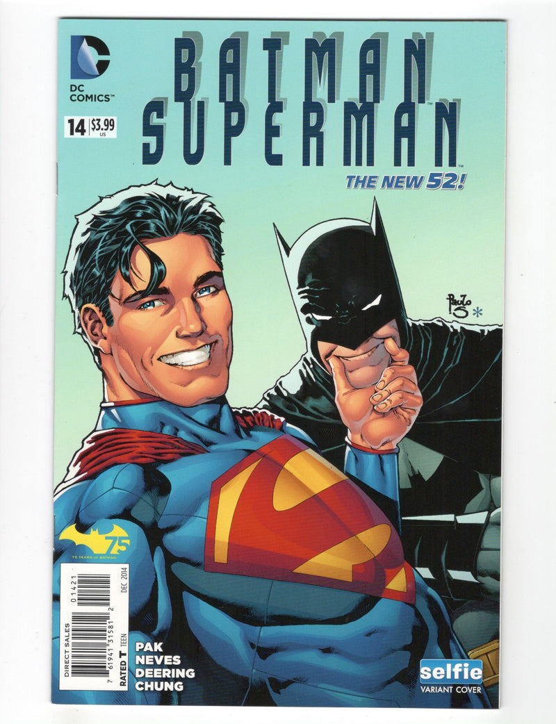 Batman / Superman 14 Variant