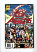 Avengers Vol 3 10 Newsstand