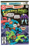 DC Comics Presents Vol 1 27 NM-