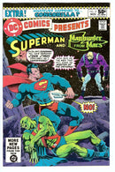 DC Comics Presents Vol 1 27 NM+