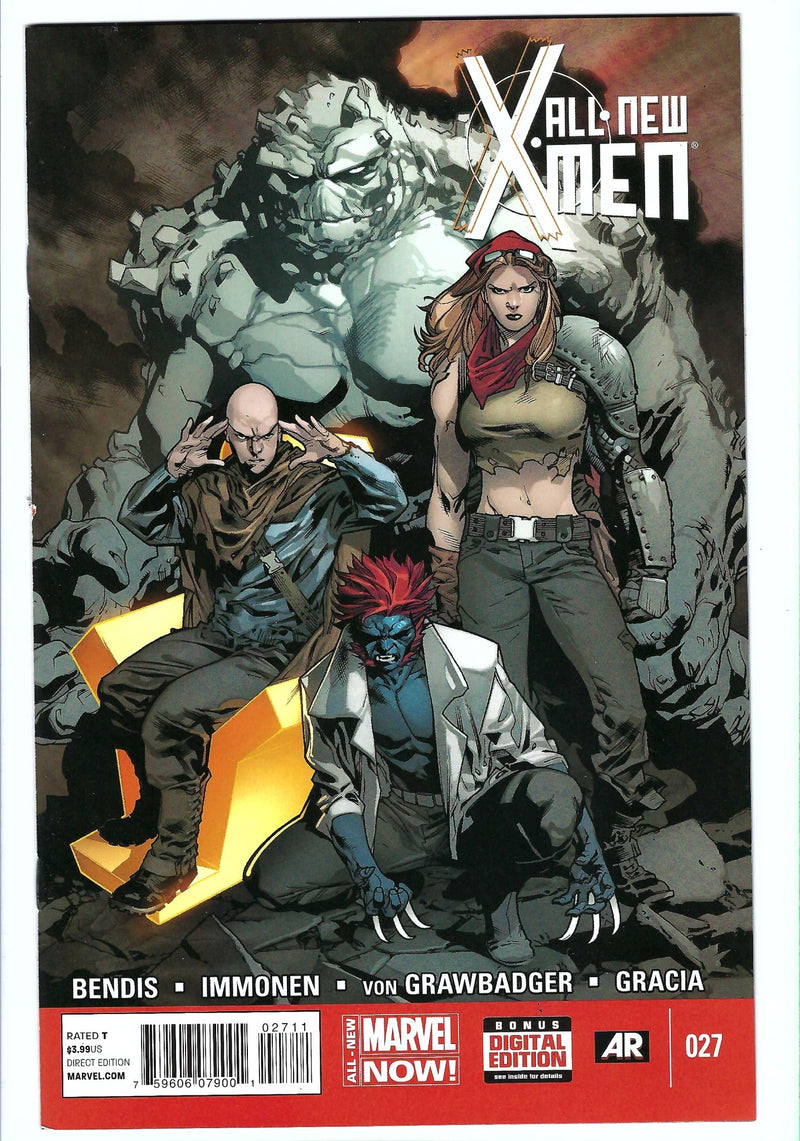 All New X-Men Vol 1 27