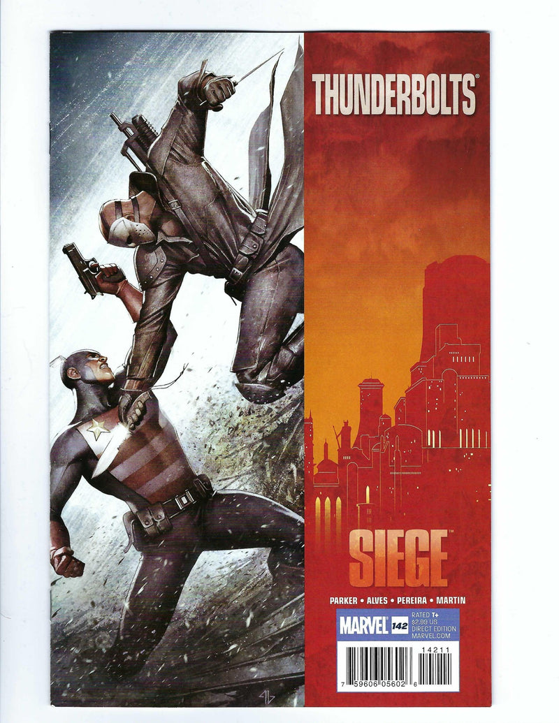 Thunderbolts Vol 1 142