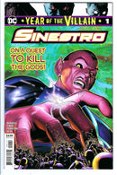 Year of the Villain Sinestro 1