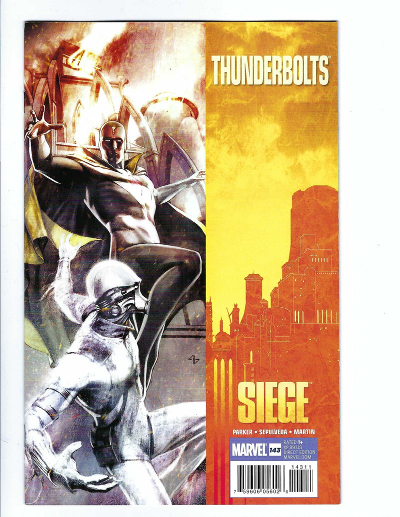 Thunderbolts Vol 1 143