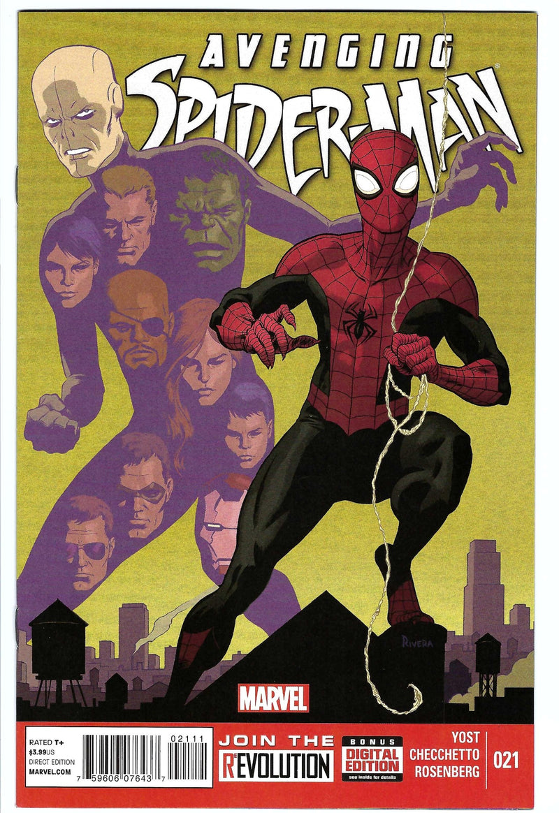 Avenging Spider-Man 21