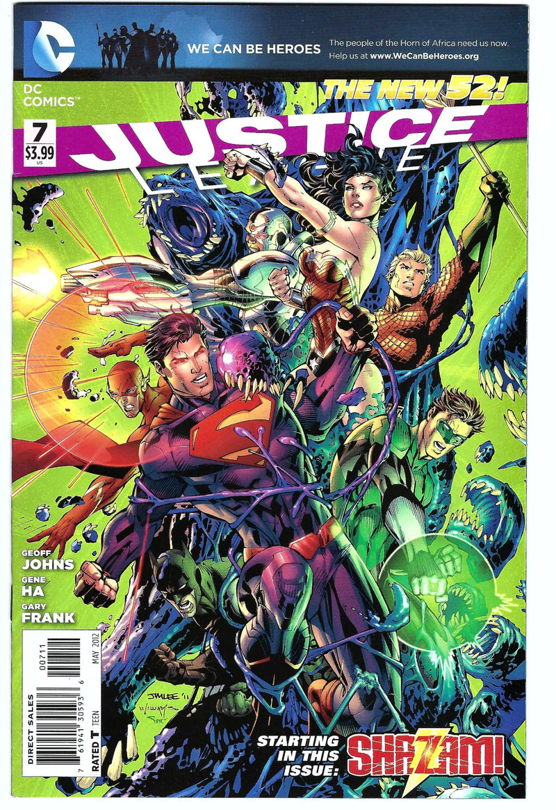 Justice League Vol 1 7