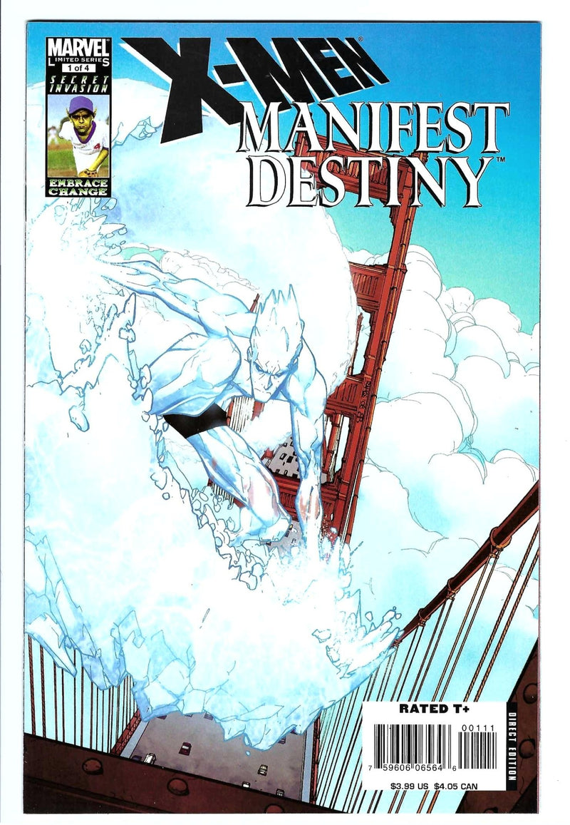 X-Men Manifest Destiny 1