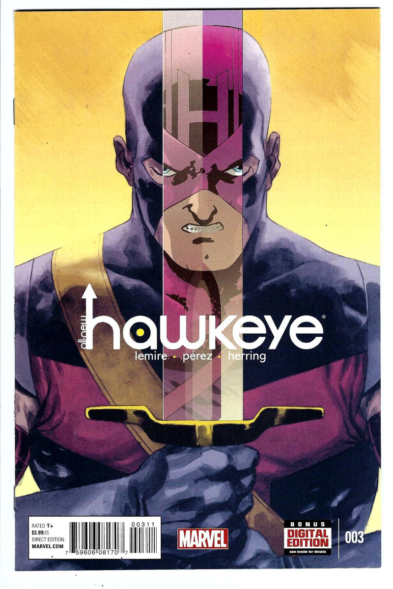All New Hawkeye Vol 1 3