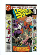 Legion of Super-Heroes Vol 2 269 Newsstand
