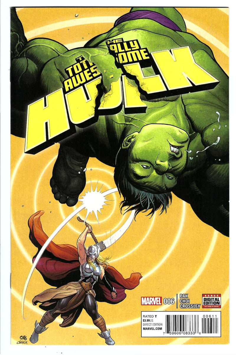 Totally Awesome Hulk 6