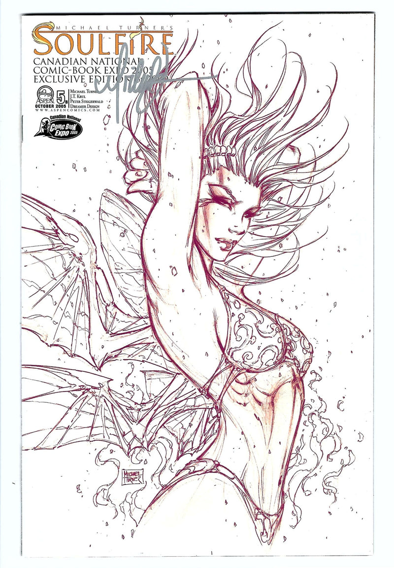 Soulfire Vol 1 5 Variant Signed