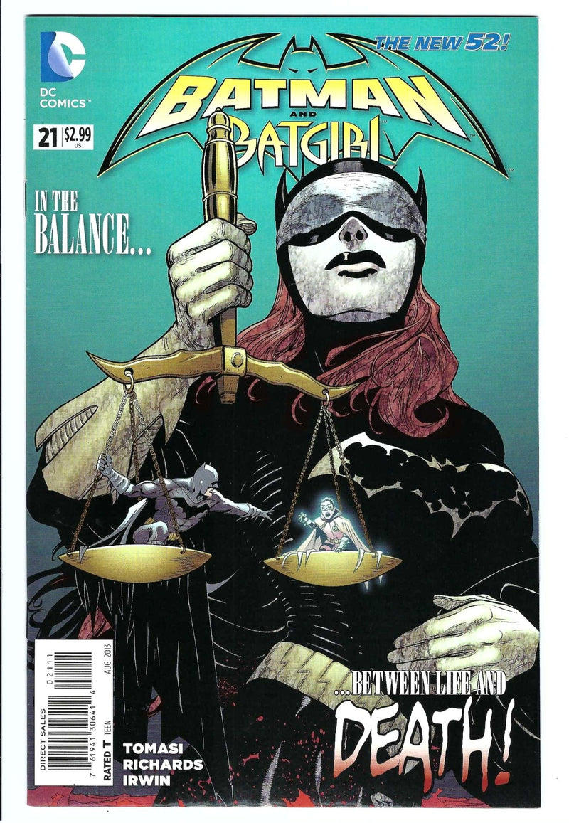 Batman and Robin Vol 2 21