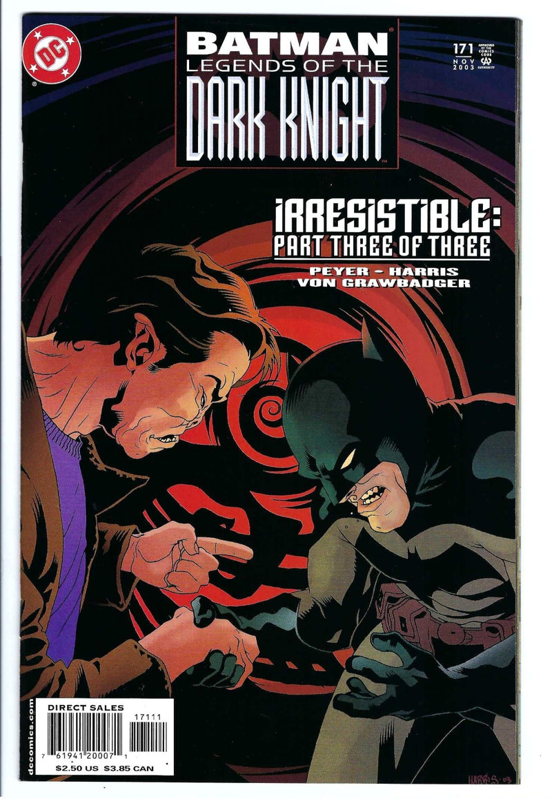 Batman Legends of the Dark Knight 171