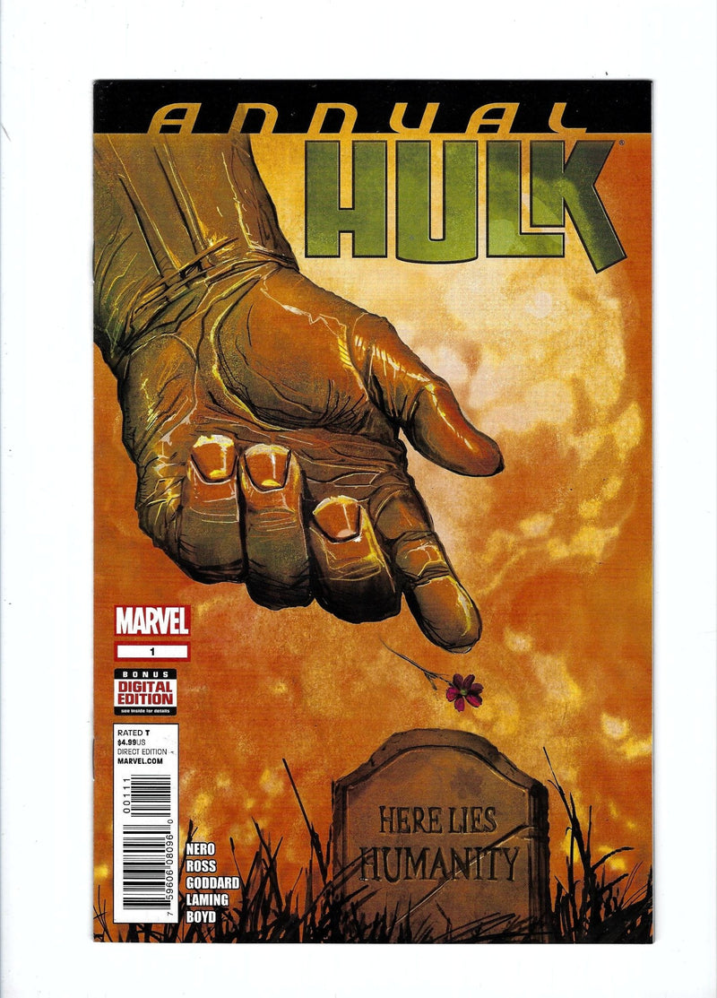 Hulk Vol 2 Annual 1
