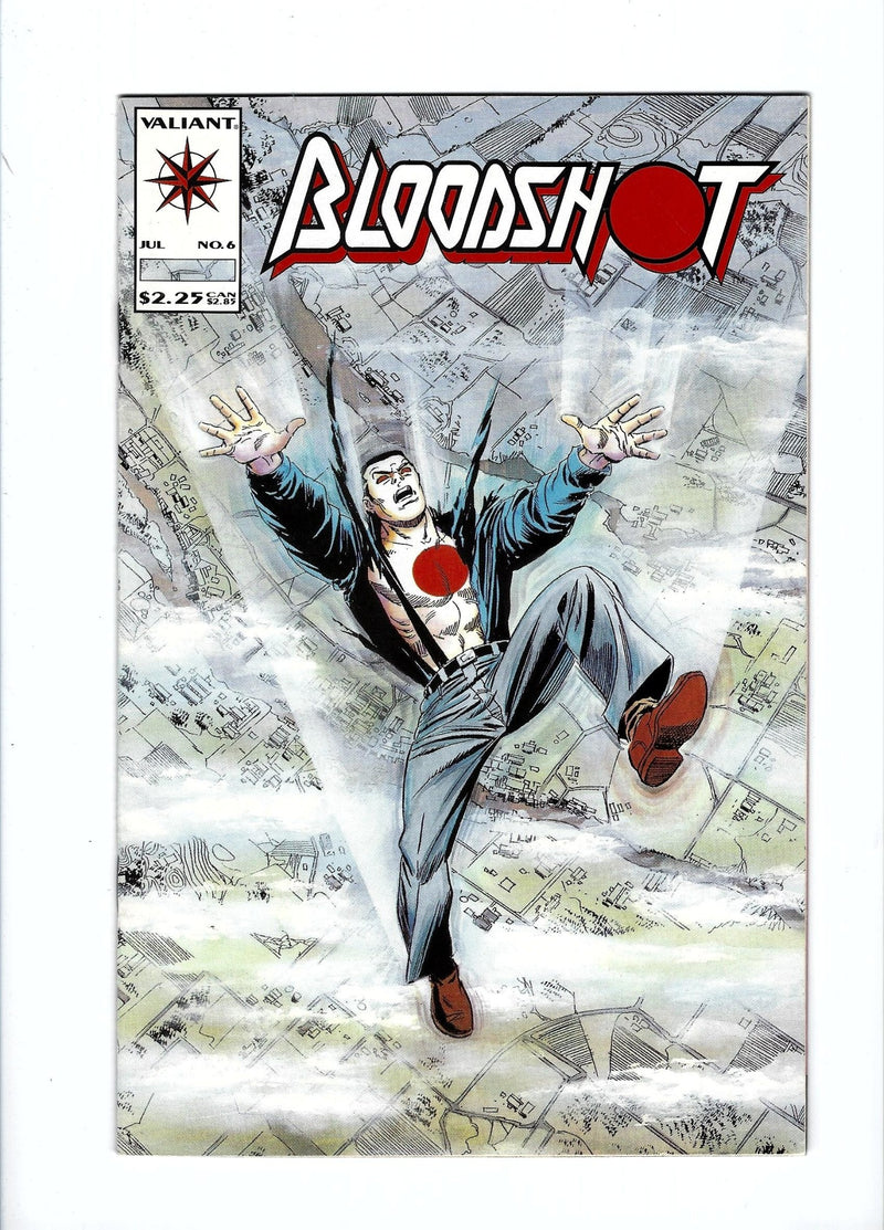 Bloodshot Vol 1 6