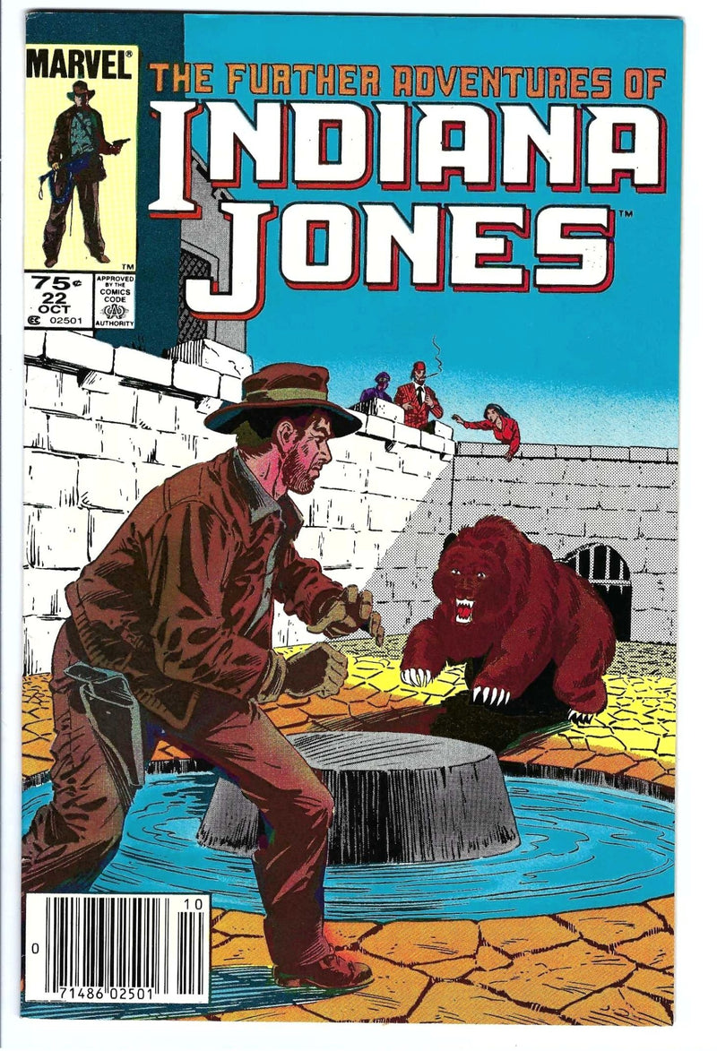 Indiana Jones 22 Variant