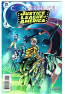 Justice League of America Convergence 1