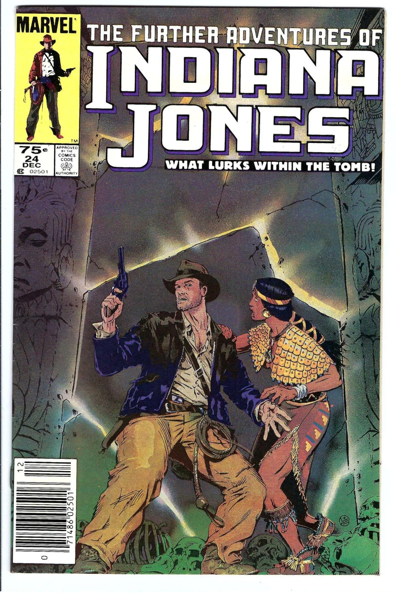 Indiana Jones 24 Variant