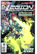 Legion of Super-Heroes Vol 7 6
