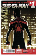 Miles Morales Ultimate Spider-Man 1