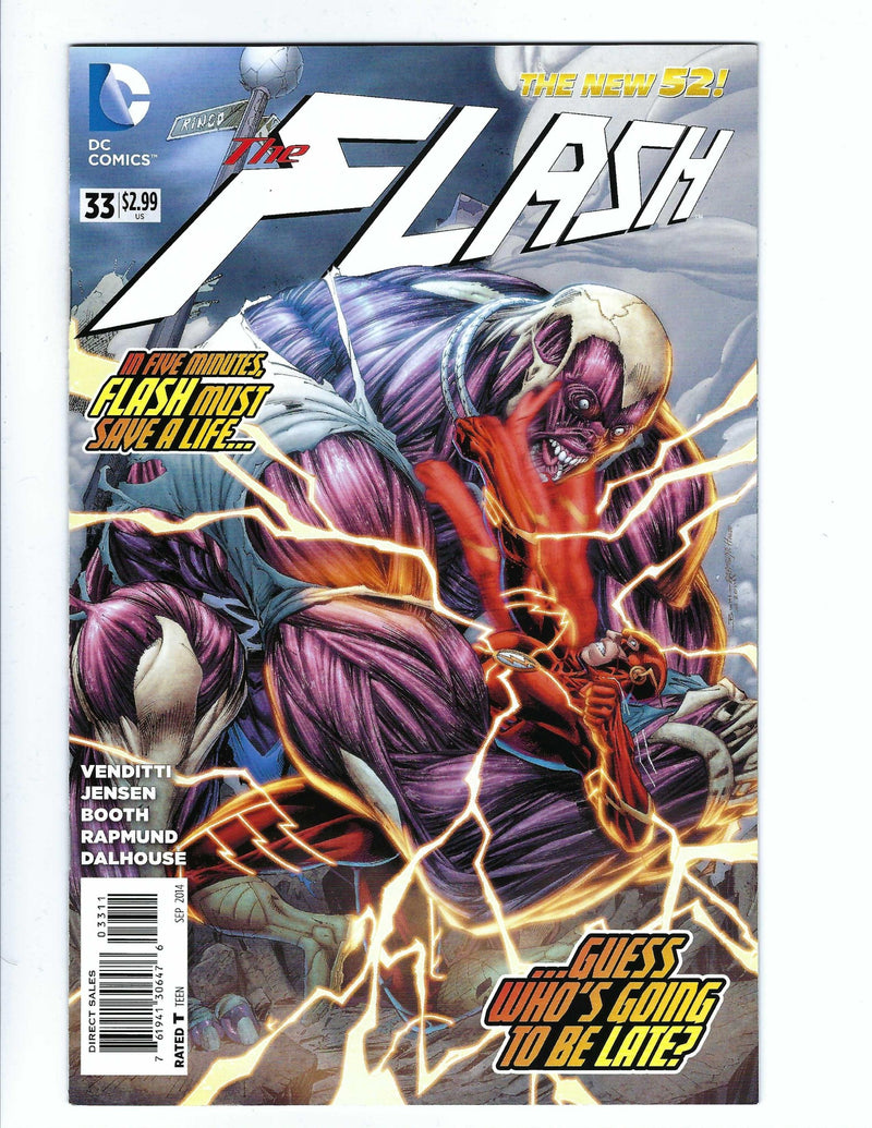 Flash Vol 4 33