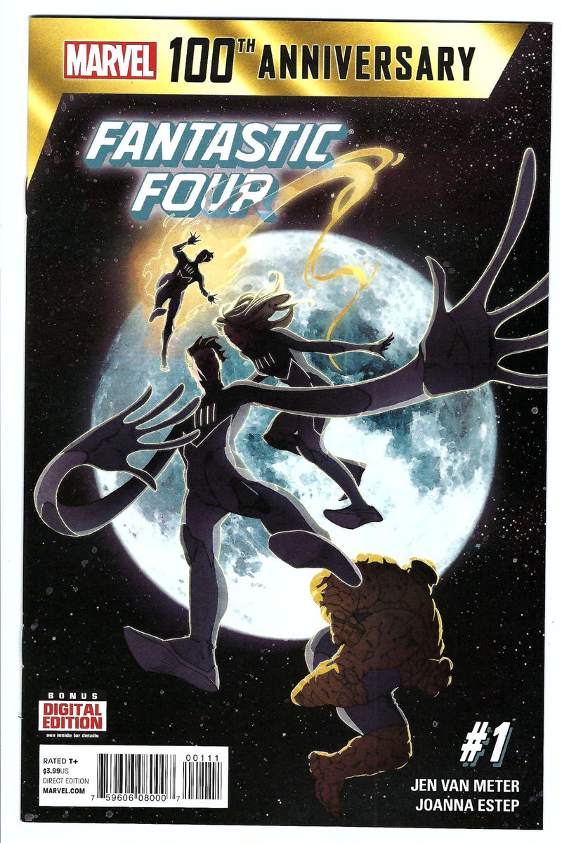 Fantastic Four 100th Anniversary Special 1