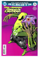 Hal Jordan and the Green Lantern Corps 9 Variant