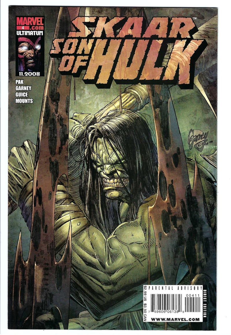 Skaar Son of Hulk 4