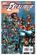 New Excalibur 11-Marvel-CaptCan Comics Inc