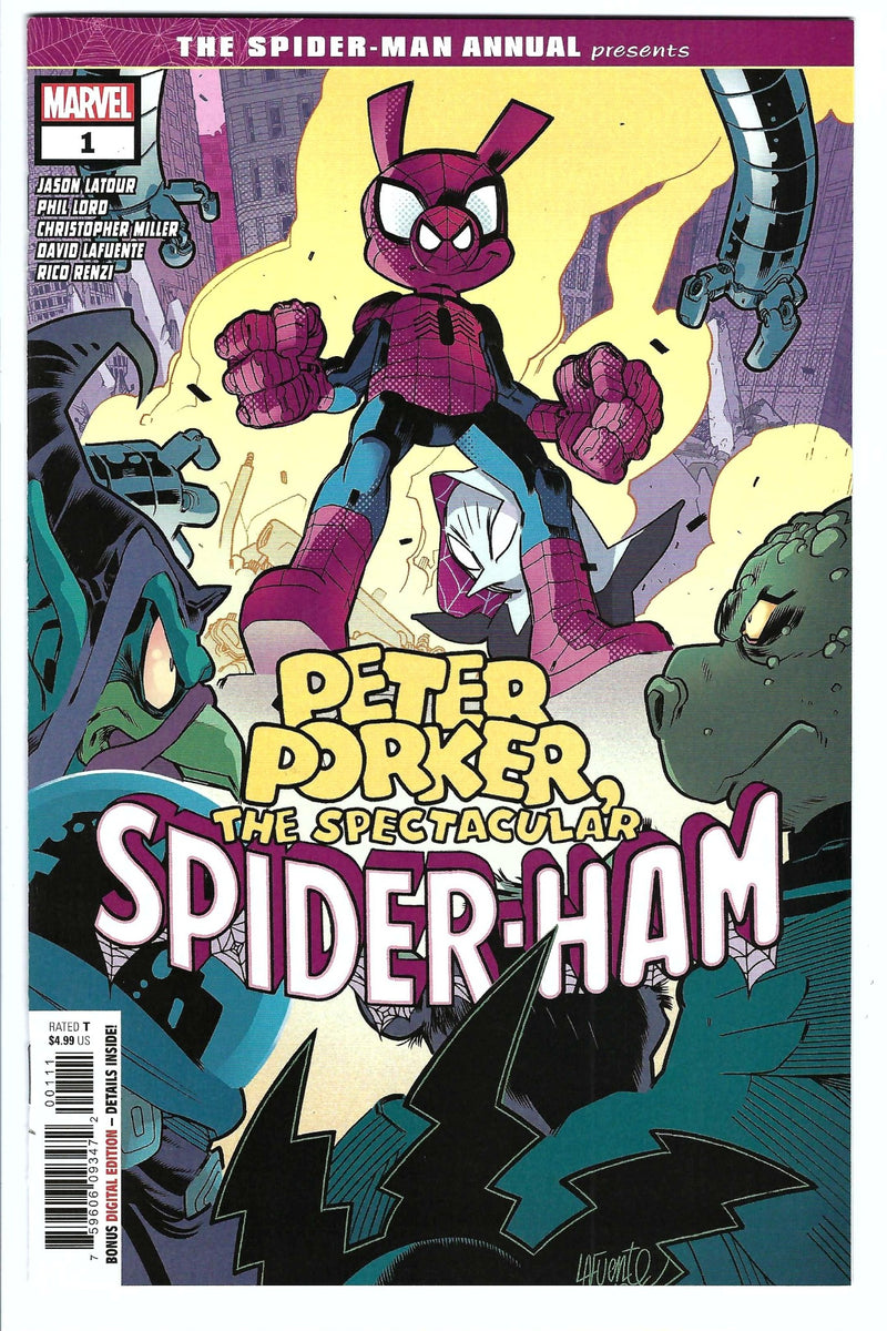 Spider-Man Annual Featuring Spider-Ham 1