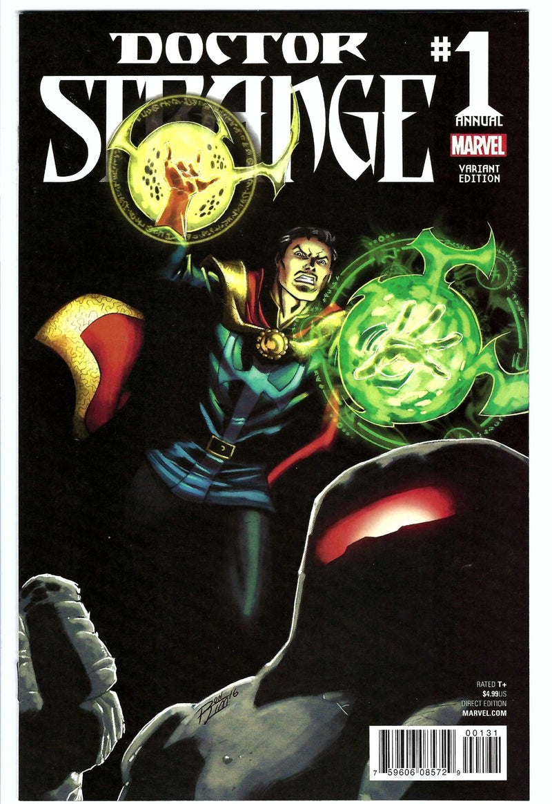 Doctor Strange Vol 4 Annual 1 Variant