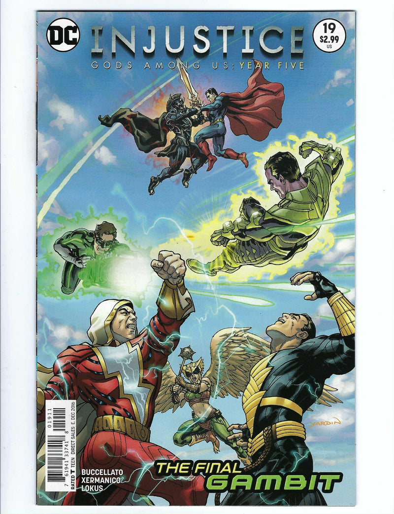 Injustice Gods Among Us Year Five 19