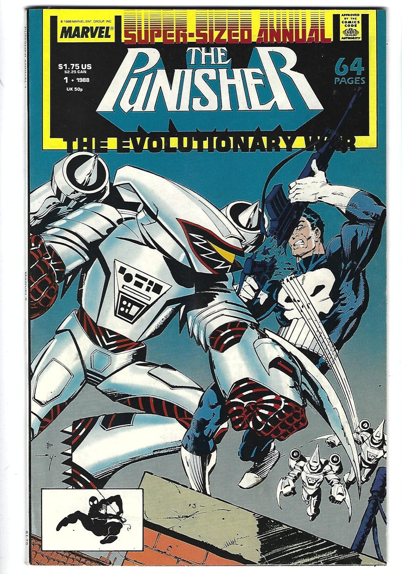 Punisher Vol 2 Annual 1