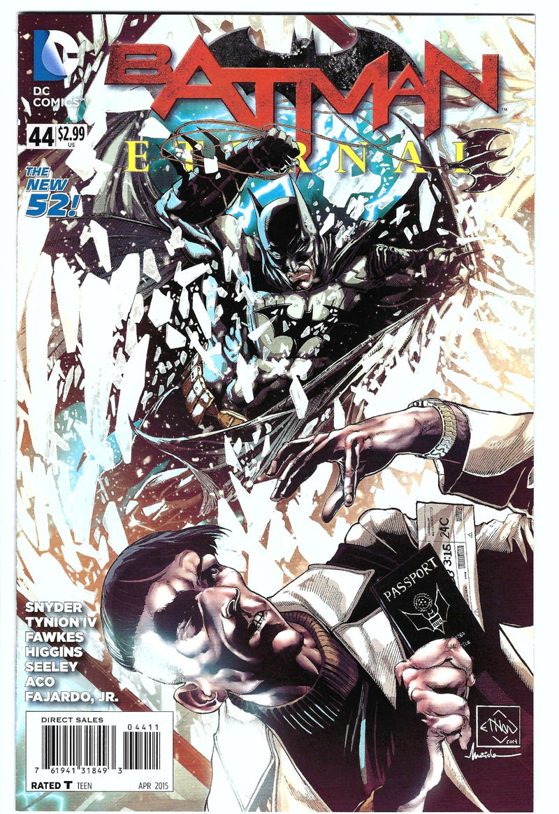 Batman Eternal 44
