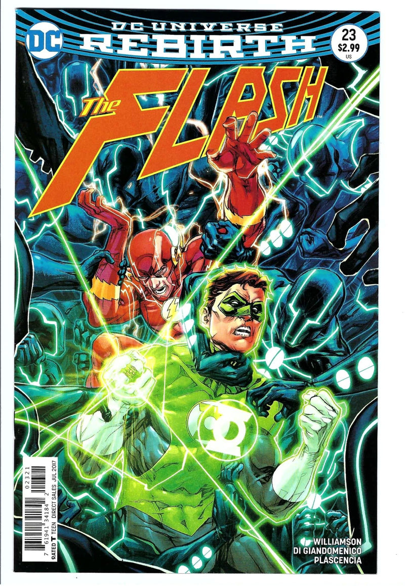 Flash Vol 5 23 Variant