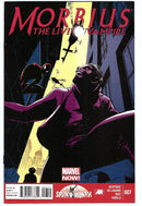 Morbius the Living Vampire Vol 2 7