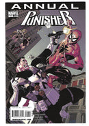 Punisher Vol 8 Annual 1