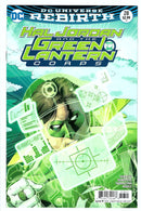 Hal Jordan and the Green Lantern Corps 28 Variant